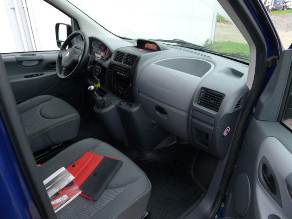 Citroën Jumpy 2,0 HDI 8míst+Klima L2 163Ps Akce!! - 9