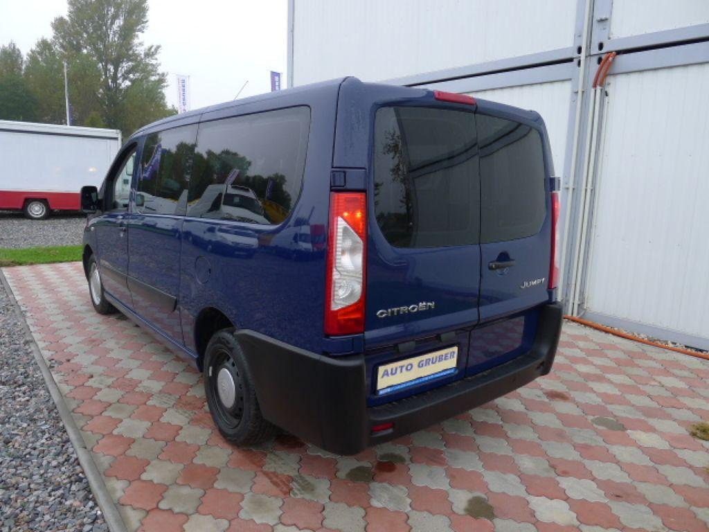 Citroën Jumpy 2,0 HDI 8míst+Klima L2 163Ps Akce!! - 4