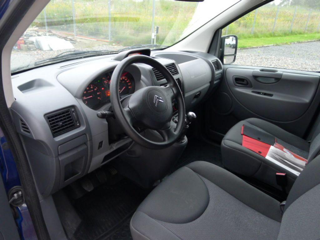 Citroën Jumpy 2,0 HDI 8míst+Klima L2 163Ps Akce!! - 8