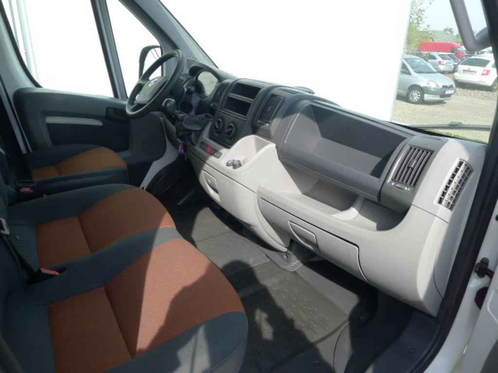 Fiat Ducato 2,3 JTD Maxi L2H2 9míst 120 Ps Akce - 9
