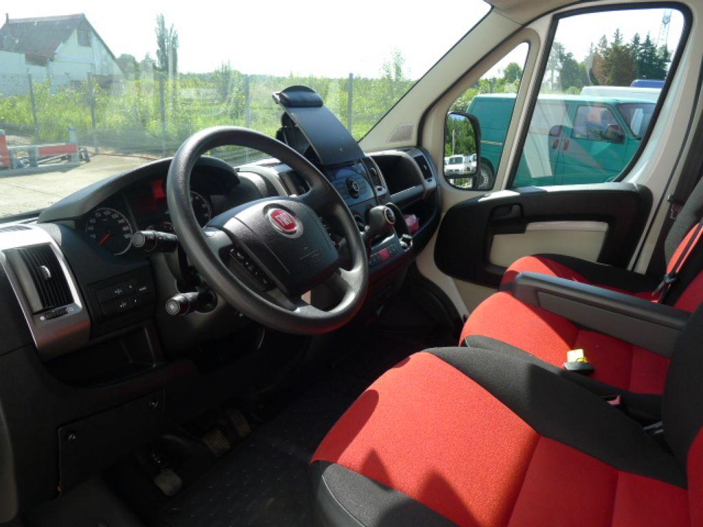 Fiat Ducato 2,3 JTD Maxi L5H2 150PS Akce!!! - 8