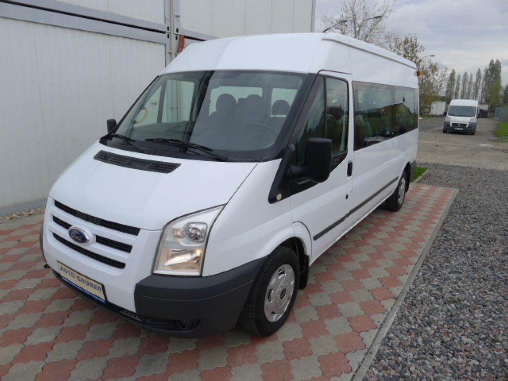 Ford Transit 300L 2,2TDCI 9míst Maxi+ klima Akce