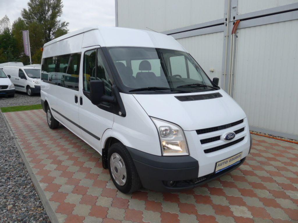 Ford Transit 300L 2,2TDCI 9míst Maxi+ klima Akce - 1