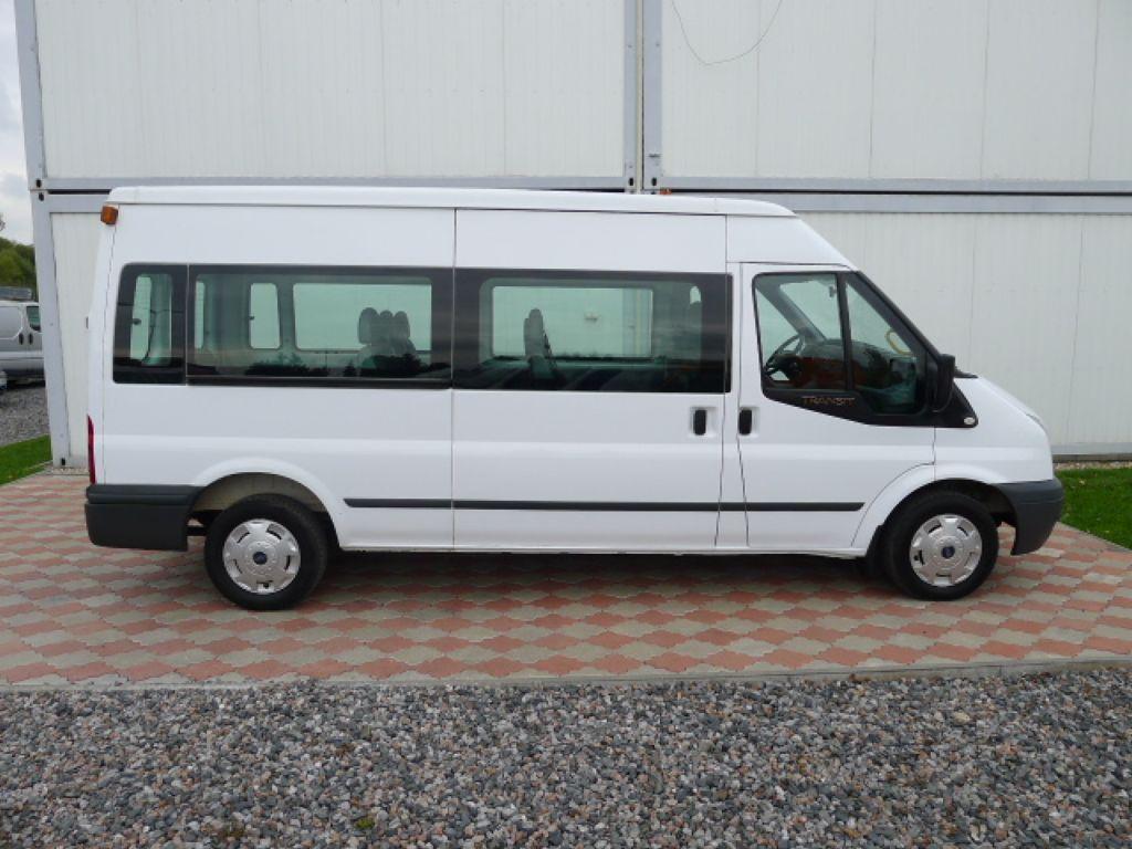 Ford Transit 300L 2,2TDCI 9míst Maxi+ klima Akce - 2