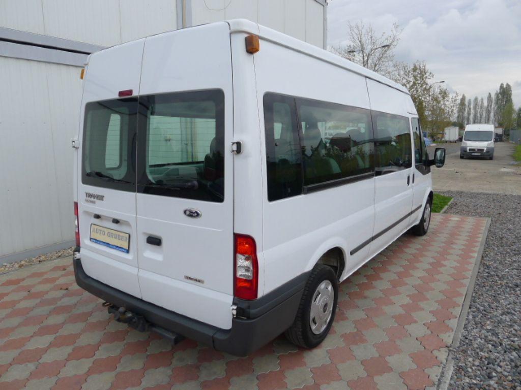 Ford Transit 300L 2,2TDCI 9míst Maxi+ klima Akce - 3