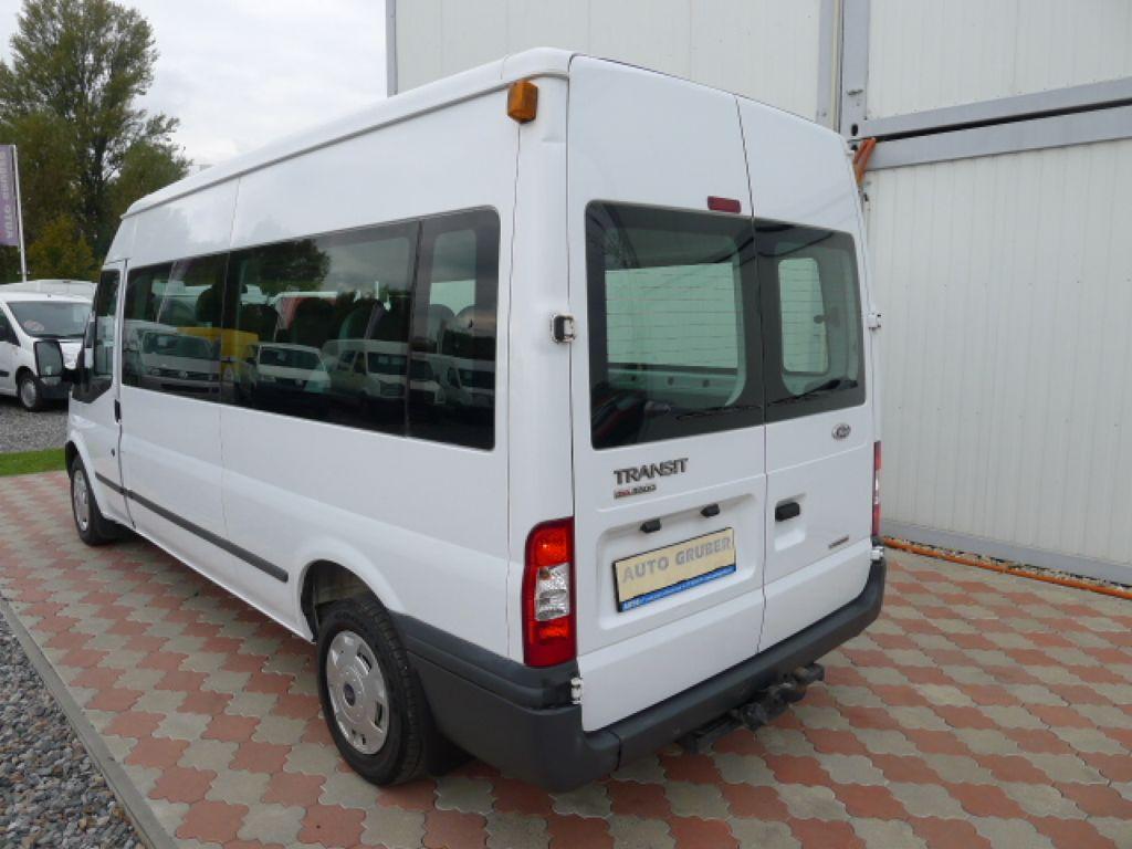Ford Transit 300L 2,2TDCI 9míst Maxi+ klima Akce - 4