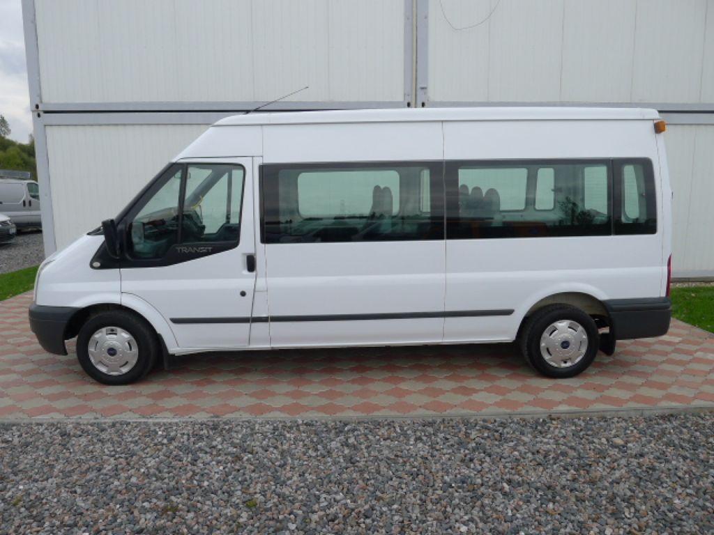 Ford Transit 300L 2,2TDCI 9míst Maxi+ klima Akce - 5