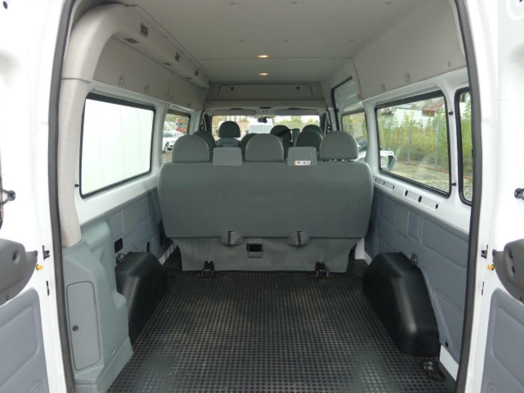Ford Transit 300L 2,2TDCI 9míst Maxi+ klima Akce - 6