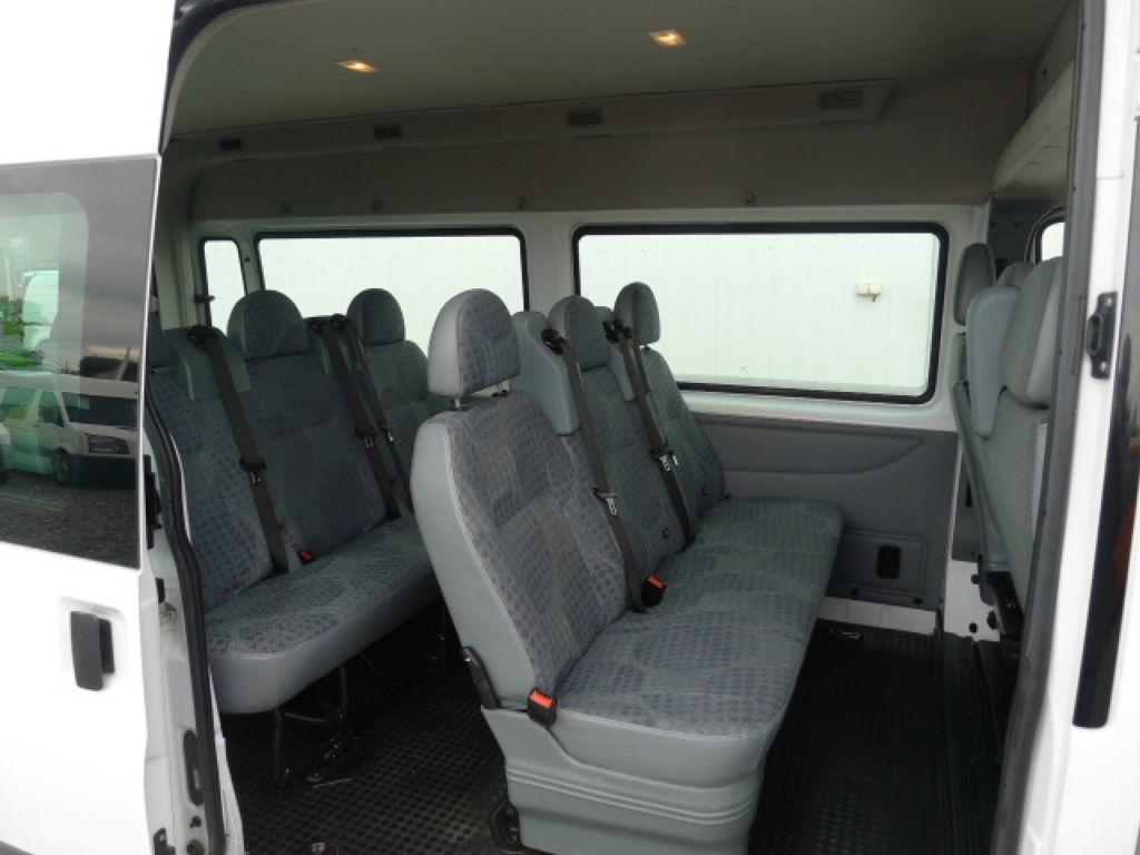 Ford Transit 300L 2,2TDCI 9míst Maxi+ klima Akce - 8