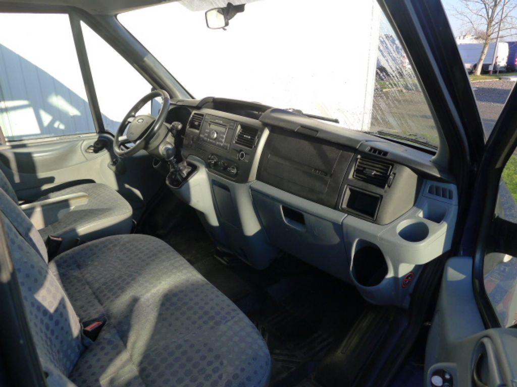 Ford Transit 300L 2,2TDCI 9míst + klima Trend Ak - 9