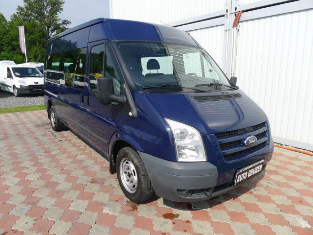 Ford Transit 300L 2,2TDCI 9míst + klima Trend Ak - 1