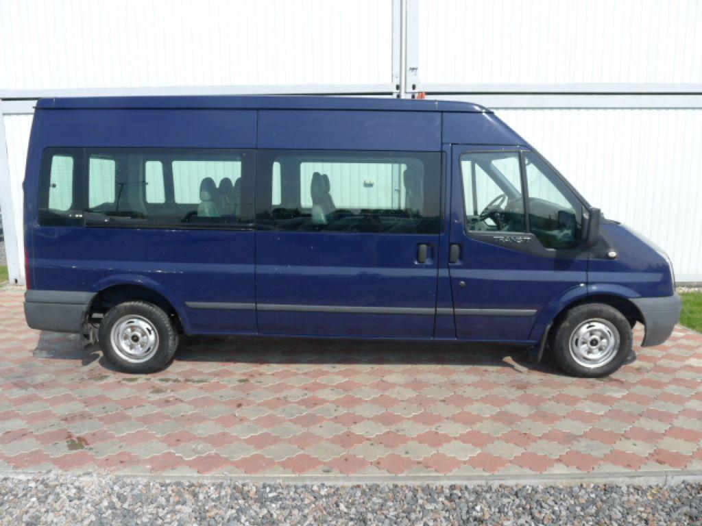 Ford Transit 300L 2,2TDCI 9míst + klima Trend Ak - 2