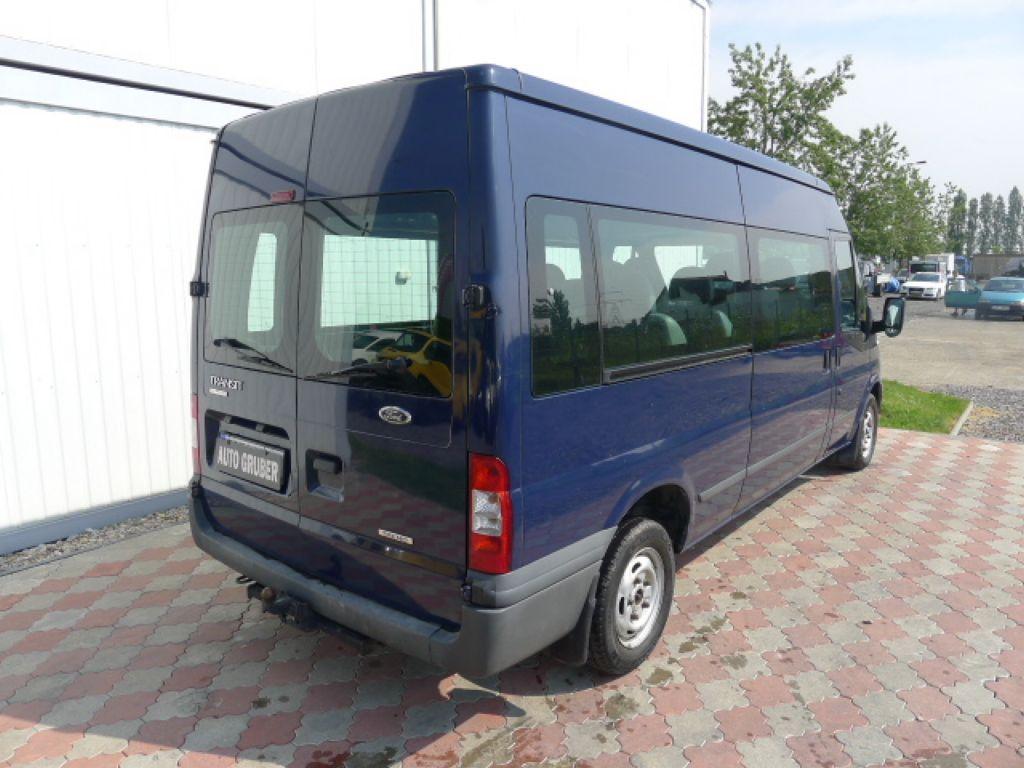 Ford Transit 300L 2,2TDCI 9míst + klima Trend Ak - 3
