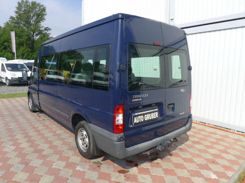 Ford Transit 300L 2,2TDCI 9míst + klima Trend Ak - 4
