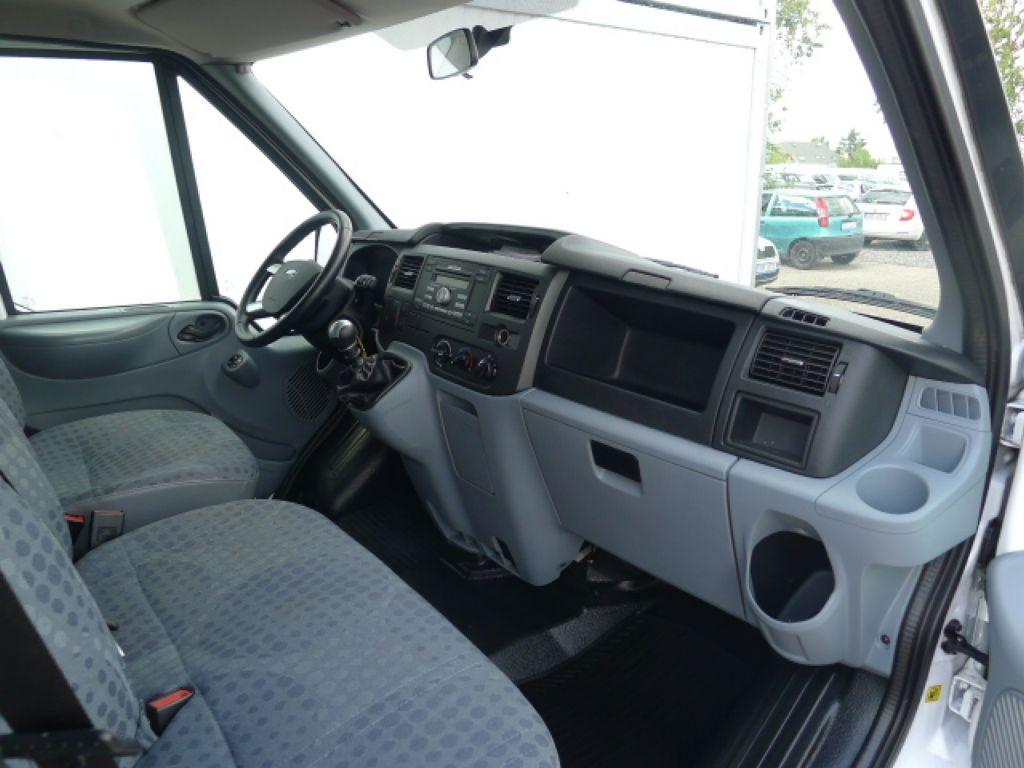 Ford Transit 350L 2,2TDCI Maxi Jumbo+Klima 155PS - 9