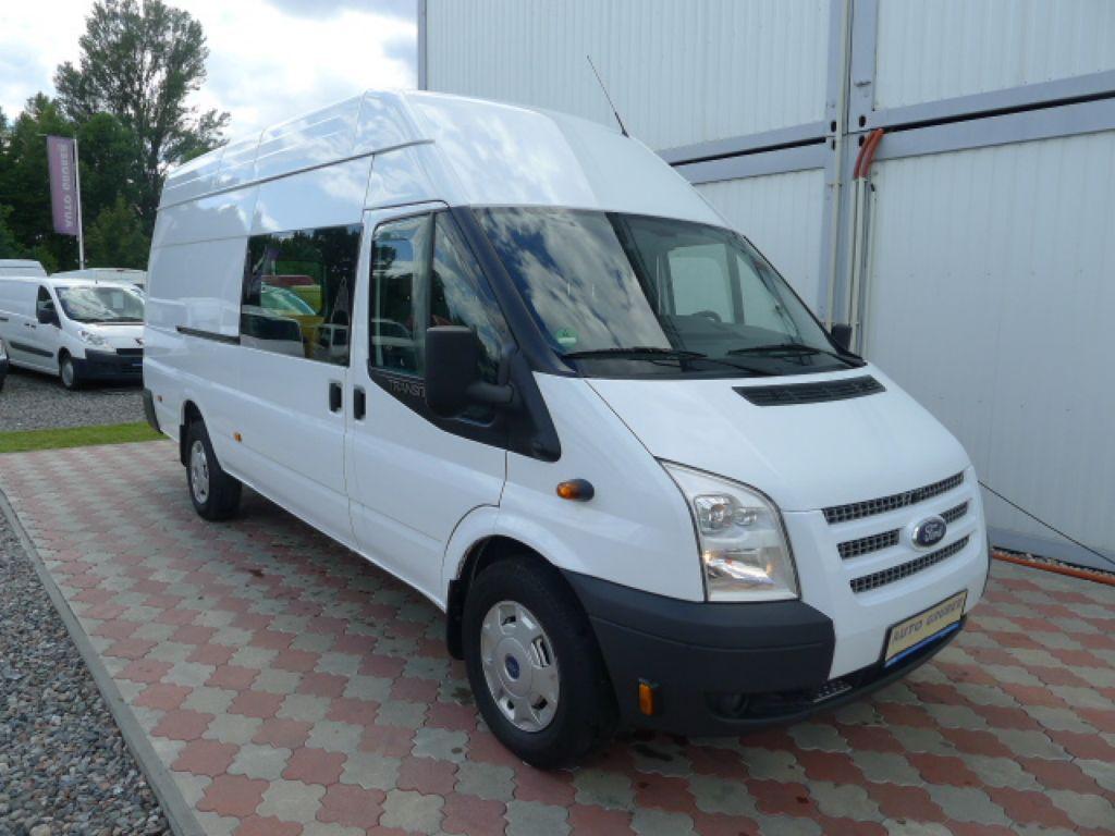 Ford Transit 350L 2,2TDCI Maxi Jumbo+Klima 155PS - 1