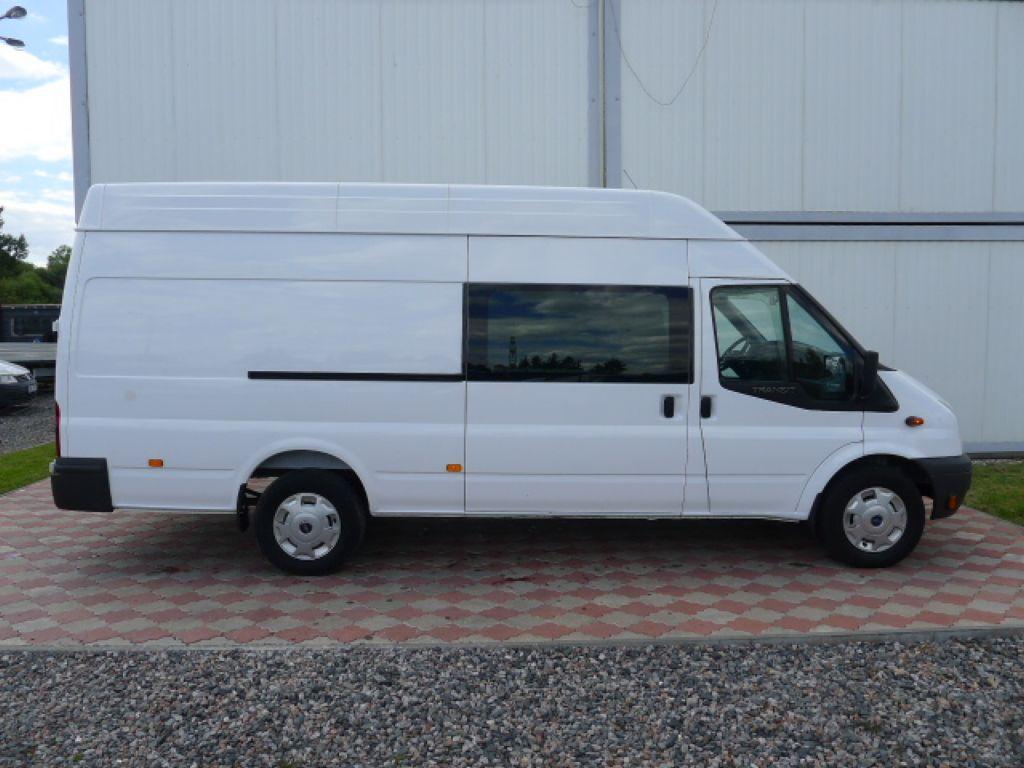 Ford Transit 350L 2,2TDCI Maxi Jumbo+Klima 155PS - 2