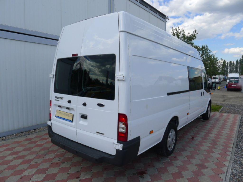 Ford Transit 350L 2,2TDCI Maxi Jumbo+Klima 155PS - 3