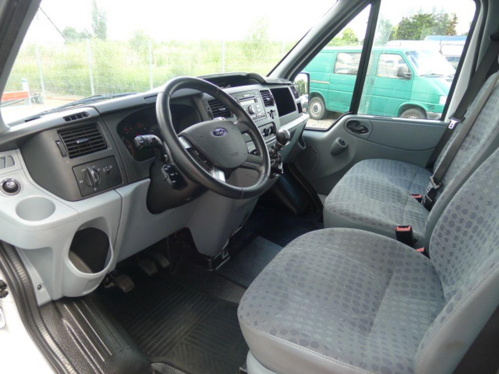 Ford Transit 350L 2,2TDCI Maxi Jumbo+Klima 155PS - 8