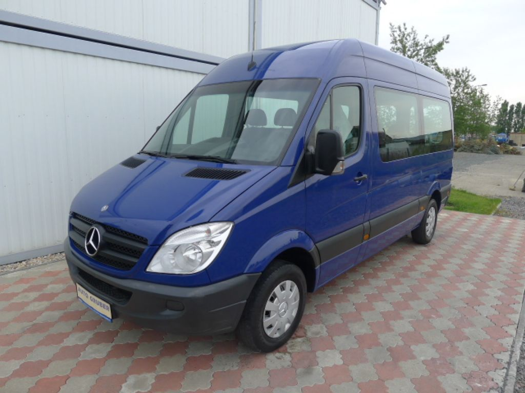 Mercedes-Benz Sprinter 211 CDI 9 Míst + Klima Akce!!! - 0