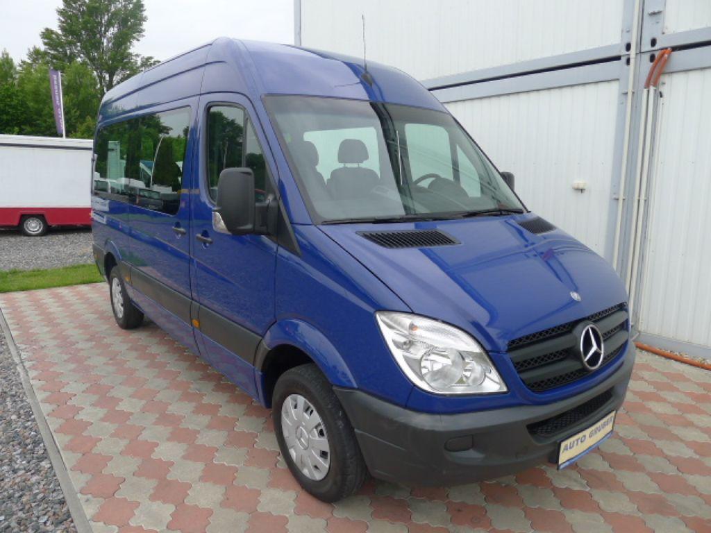 Mercedes-Benz Sprinter 211 CDI 9 Míst + Klima Akce!!! - 1