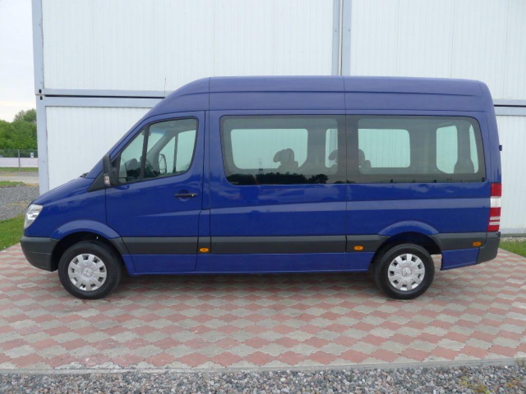 Mercedes-Benz Sprinter 211 CDI 9 Míst + Klima Akce!!! - 5