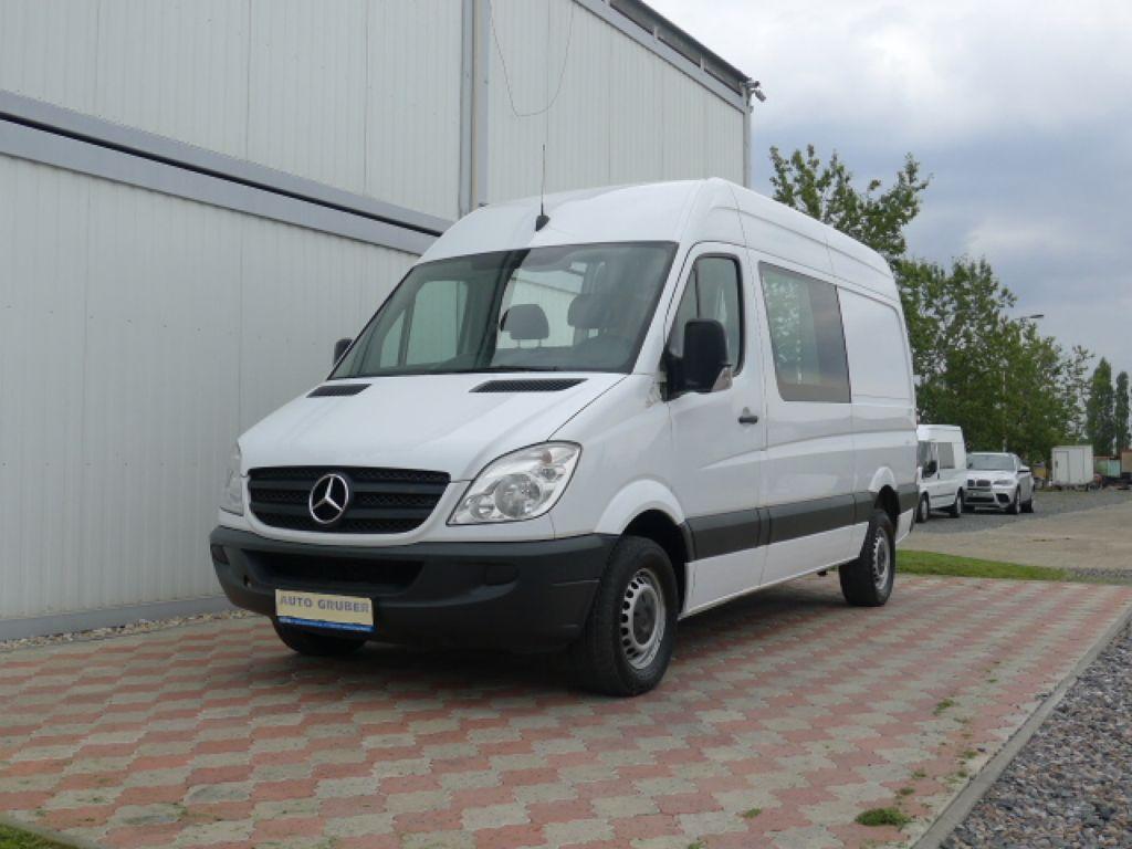 Mercedes-Benz Sprinter 316 CDI 6míst+Klima Akce!!! - 0