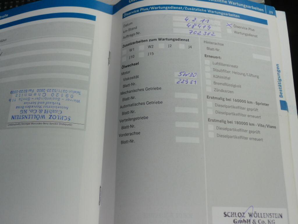 Mercedes-Benz Sprinter 316 CDI 6míst+Klima Akce!!! - 15