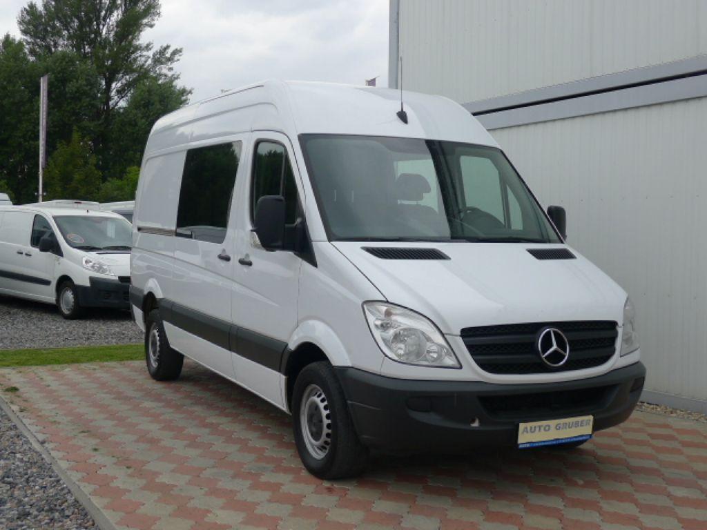Mercedes-Benz Sprinter 316 CDI 6míst+Klima Akce!!! - 2