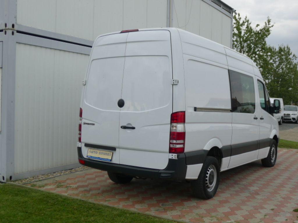Mercedes-Benz Sprinter 316 CDI 6míst+Klima Akce!!! - 6