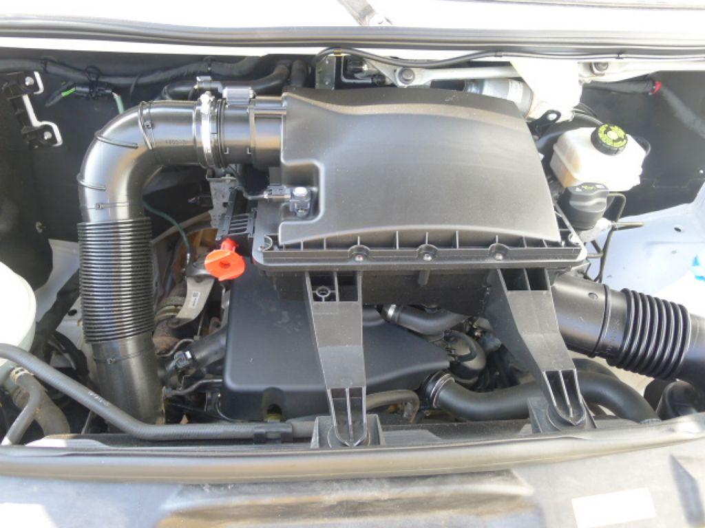 Mercedes-Benz Sprinter 316 CDI Maxi 6míst+klima Akce!!! - 16