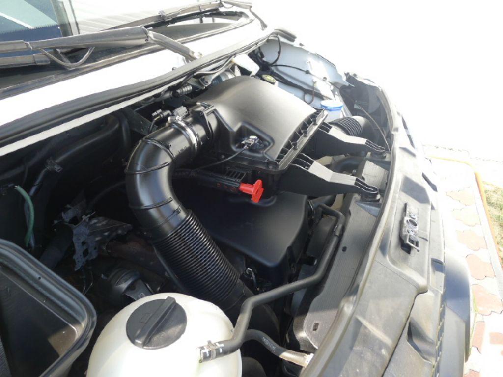 Mercedes-Benz Sprinter 316 CDI Maxi 6míst+klima Akce!!! - 17