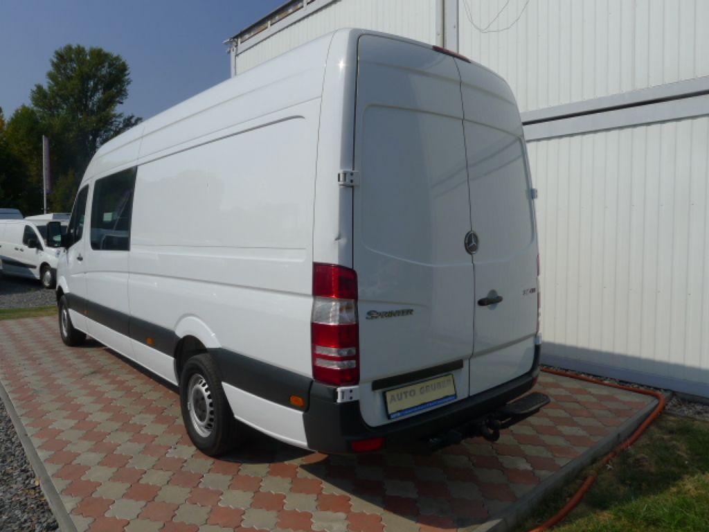 Mercedes-Benz Sprinter 316 CDI Maxi 6míst+klima Akce!!! - 4