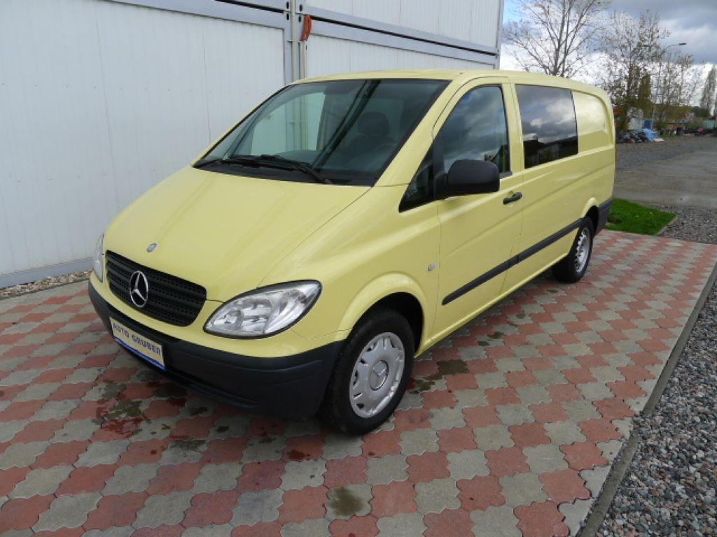 Mercedes-Benz Vito 111 CDI 5Míst+Klima long Akce!!!