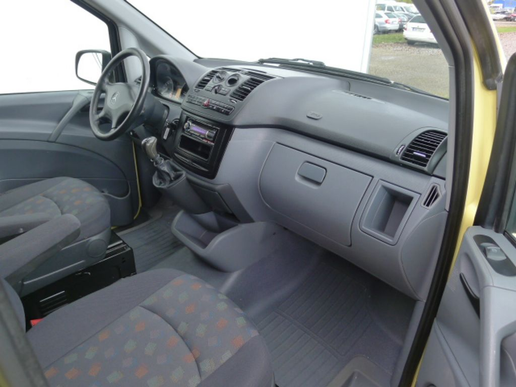 Mercedes-Benz Vito 111 CDI 5Míst+Klima long Akce!!! - 9
