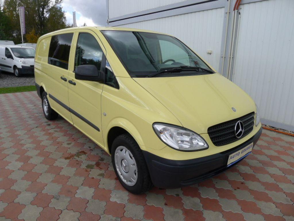 Mercedes-Benz Vito 111 CDI 5Míst+Klima long Akce!!! - 1