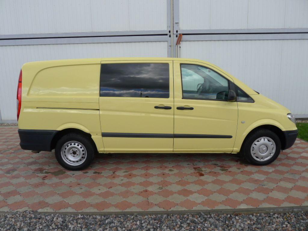Mercedes-Benz Vito 111 CDI 5Míst+Klima long Akce!!! - 2