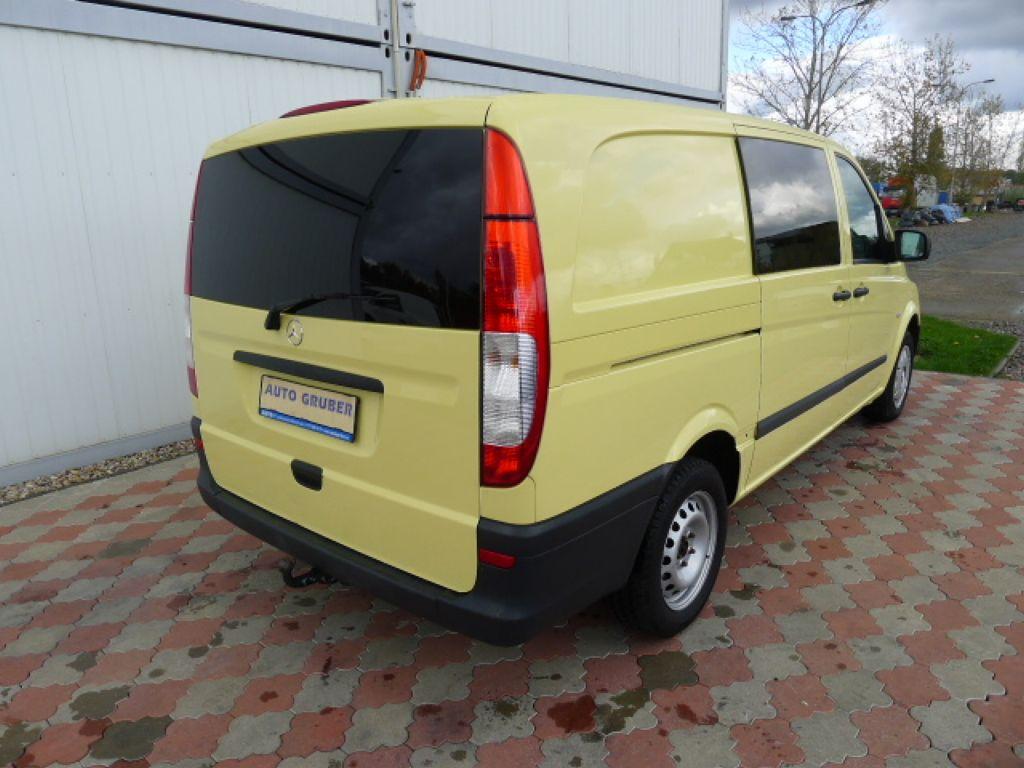 Mercedes-Benz Vito 111 CDI 5Míst+Klima long Akce!!! - 3