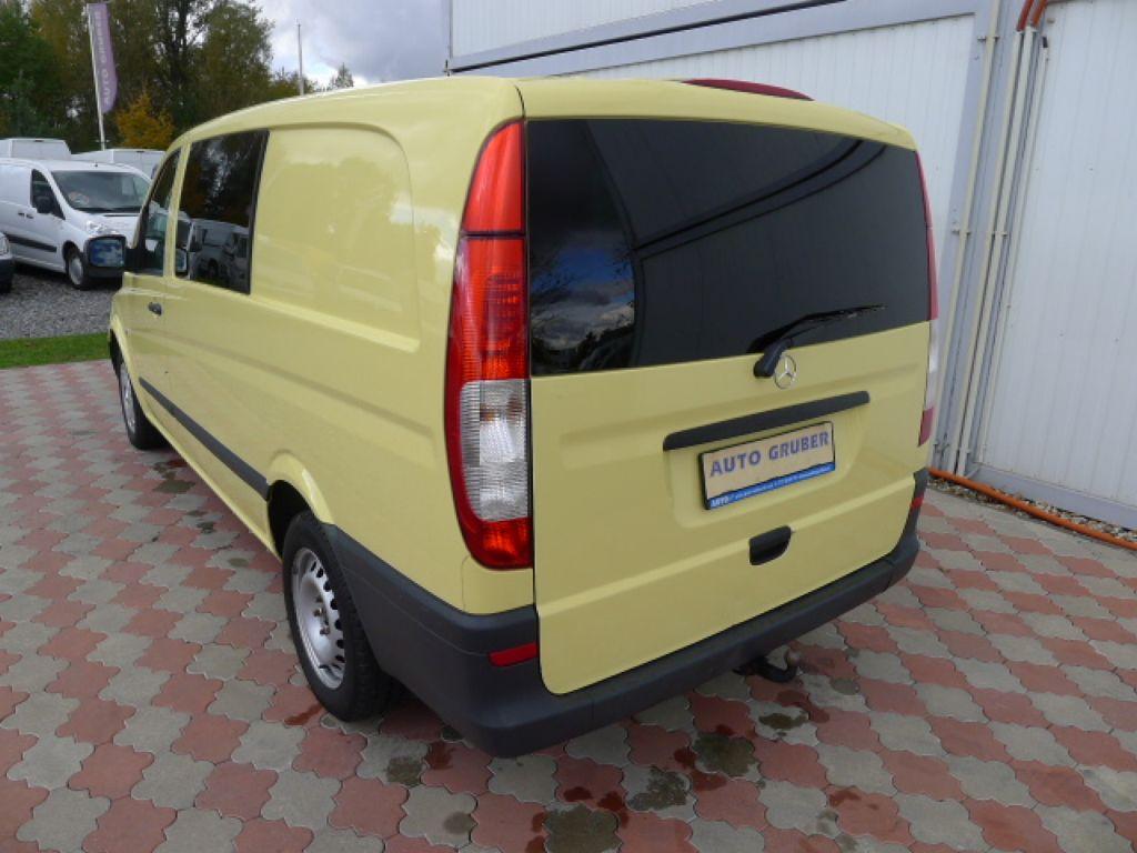 Mercedes-Benz Vito 111 CDI 5Míst+Klima long Akce!!! - 4