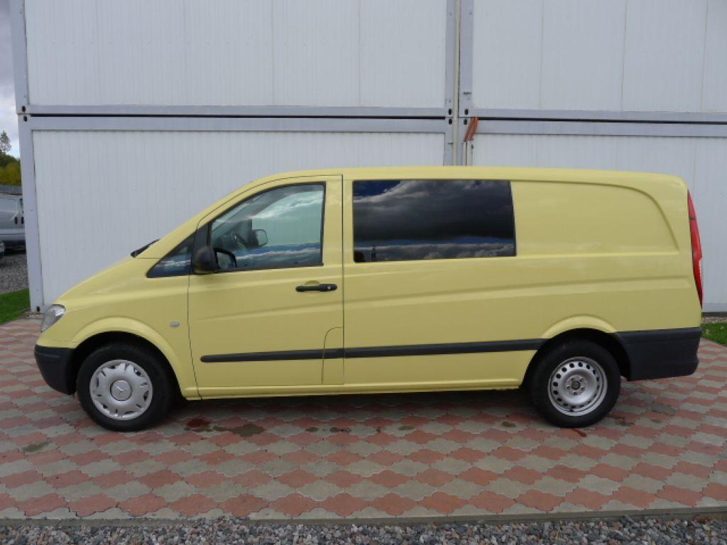 Mercedes-Benz Vito 111 CDI 5Míst+Klima long Akce!!! - 5
