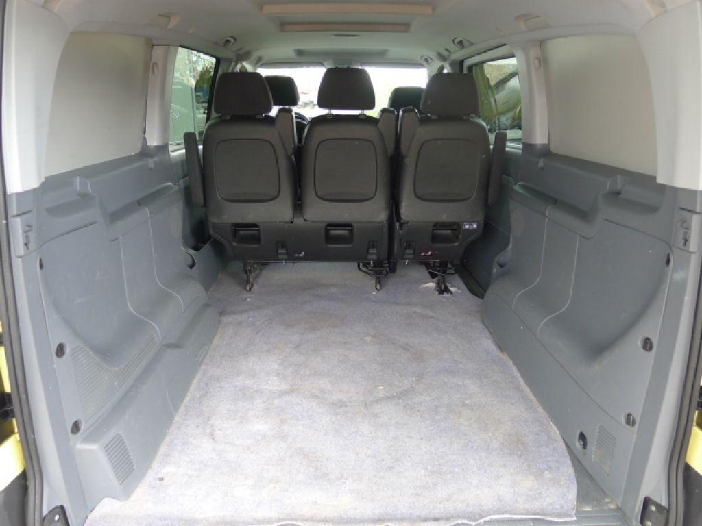 Mercedes-Benz Vito 111 CDI 5Míst+Klima long Akce!!! - 6