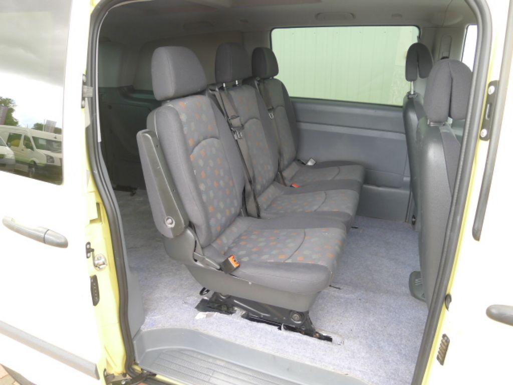 Mercedes-Benz Vito 111 CDI 5Míst+Klima long Akce!!! - 7