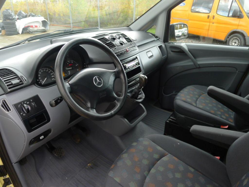 Mercedes-Benz Vito 111 CDI 5Míst+Klima long Akce!!! - 8