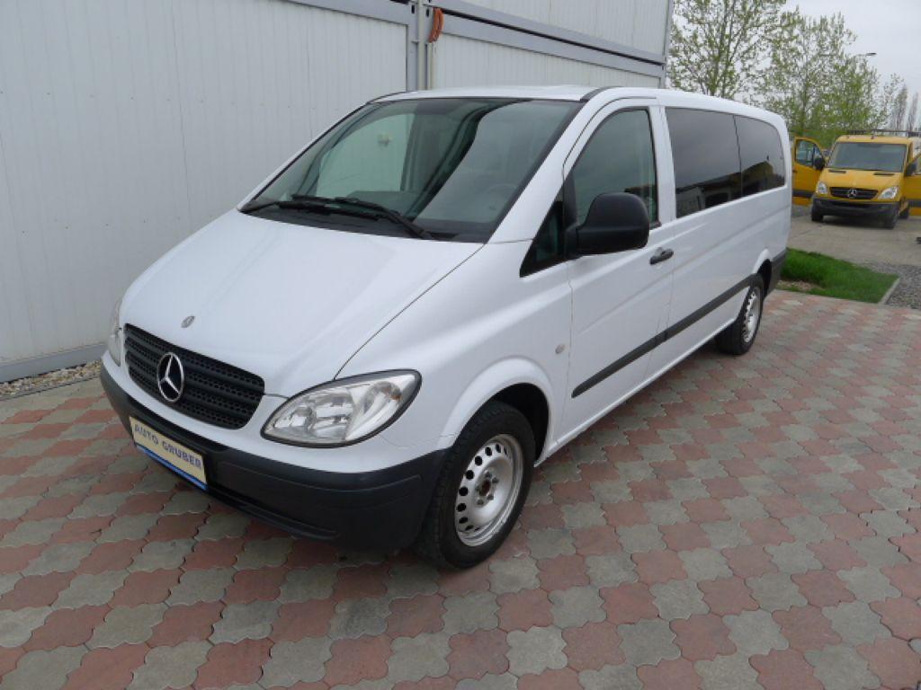 Mercedes-Benz Vito 111 CDI XL 8Míst+2xKlima Akce!!!