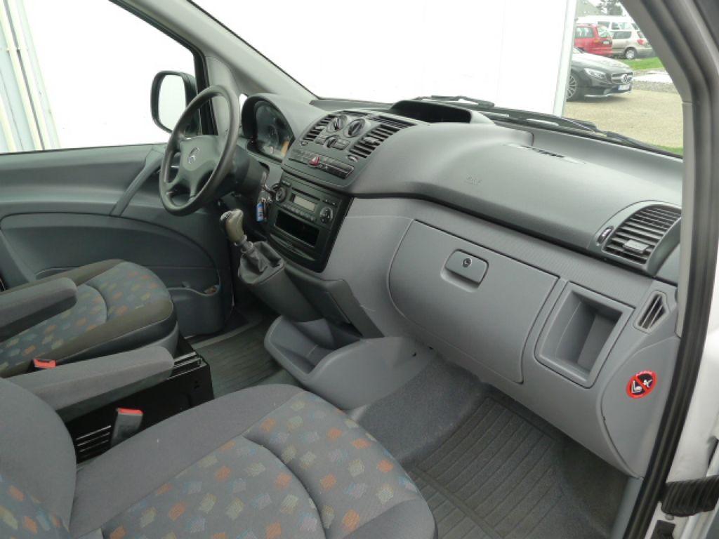 Mercedes-Benz Vito 111 CDI XL 8Míst+2xKlima Akce!!! - 9