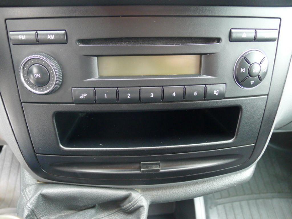 Mercedes-Benz Vito 111 CDI XL 8Míst+2xKlima Akce!!! - 11