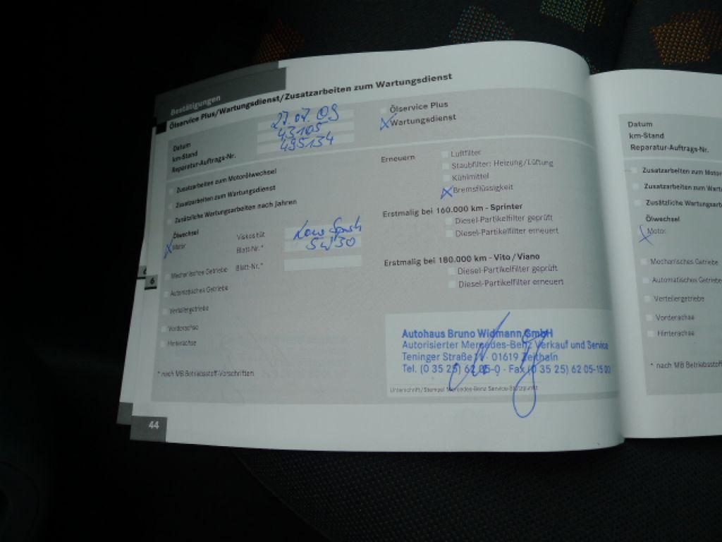 Mercedes-Benz Vito 111 CDI XL 8Míst+2xKlima Akce!!! - 15