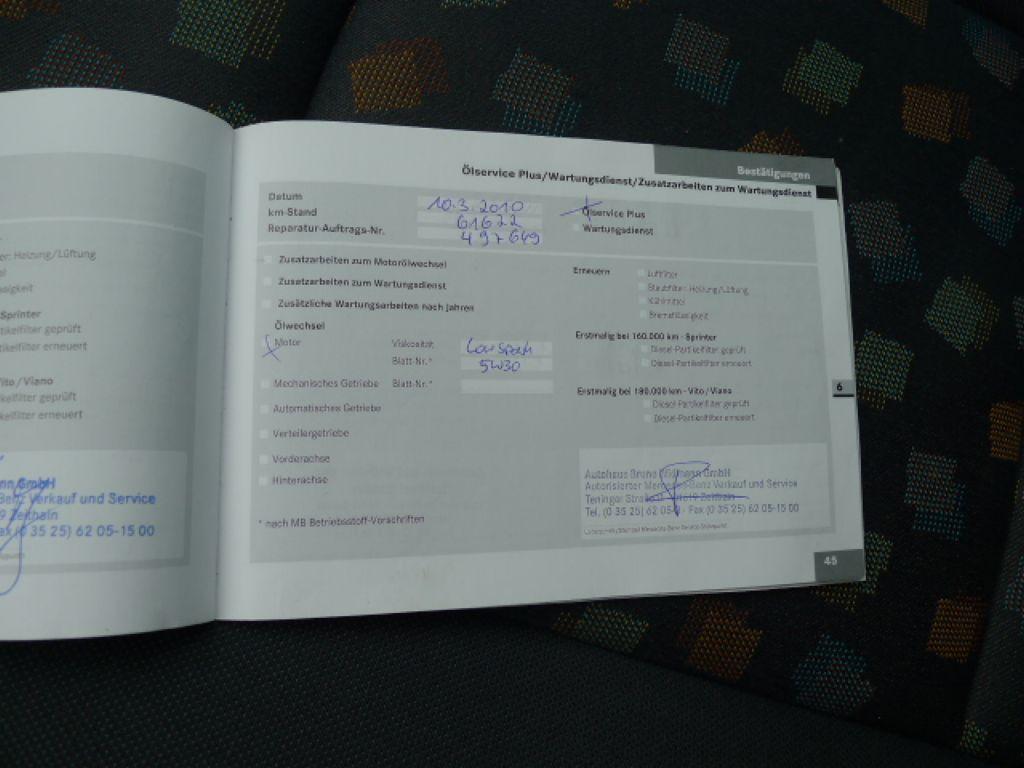 Mercedes-Benz Vito 111 CDI XL 8Míst+2xKlima Akce!!! - 16