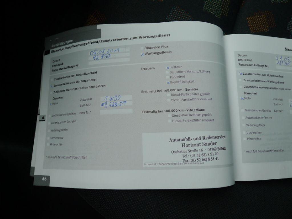 Mercedes-Benz Vito 111 CDI XL 8Míst+2xKlima Akce!!! - 17