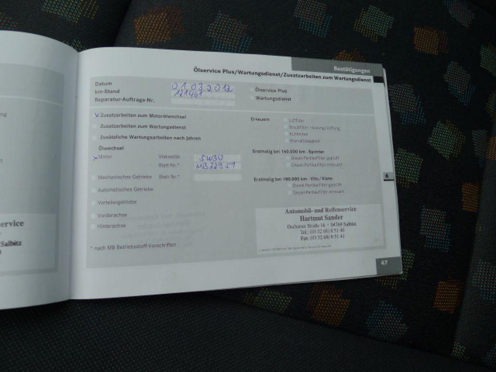 Mercedes-Benz Vito 111 CDI XL 8Míst+2xKlima Akce!!! - 18